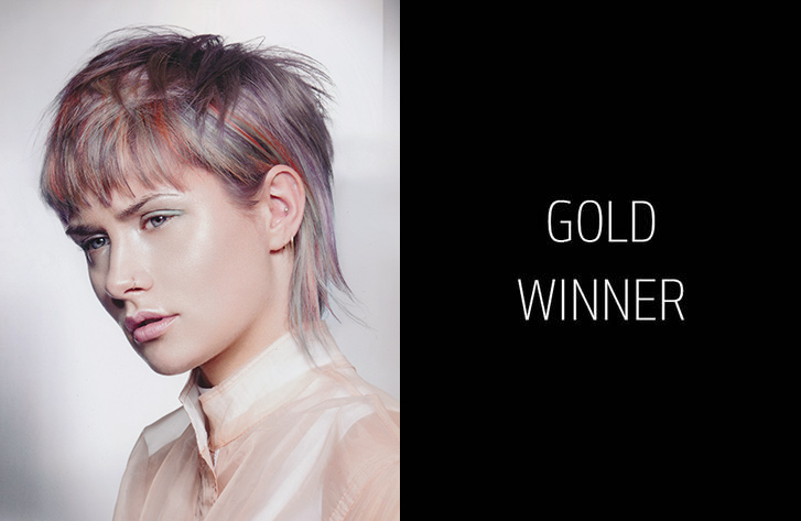 GLOBAL NEW TALENT CATEGORY Gold Nushka Barbosa