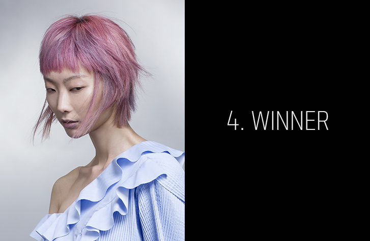 GLOBAL PARTNER COLORIST 4Winner Hardy Tsai