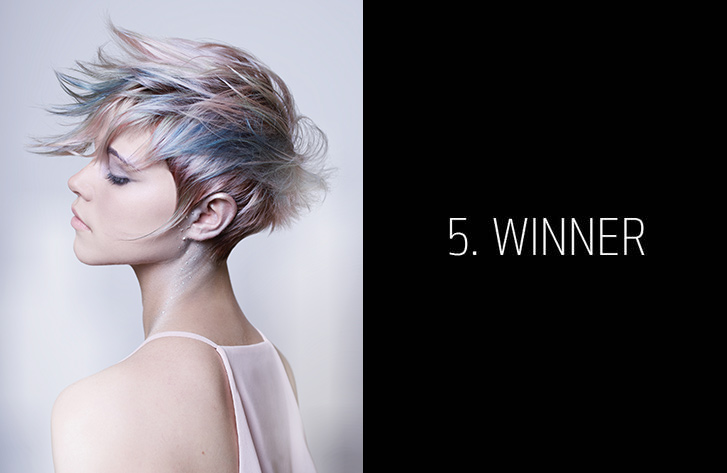 GLOBAL PARTNER COLORIST 5Winner Odete DaSilva