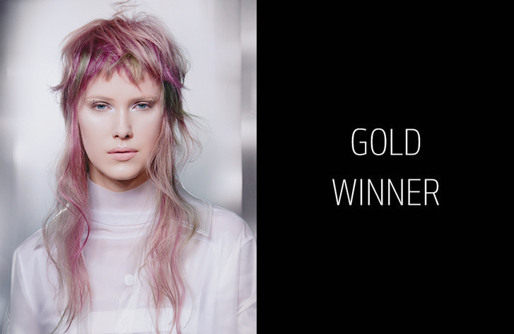 GLOBAL PARTNER COLORIST Gold Lieke Nijenkamp